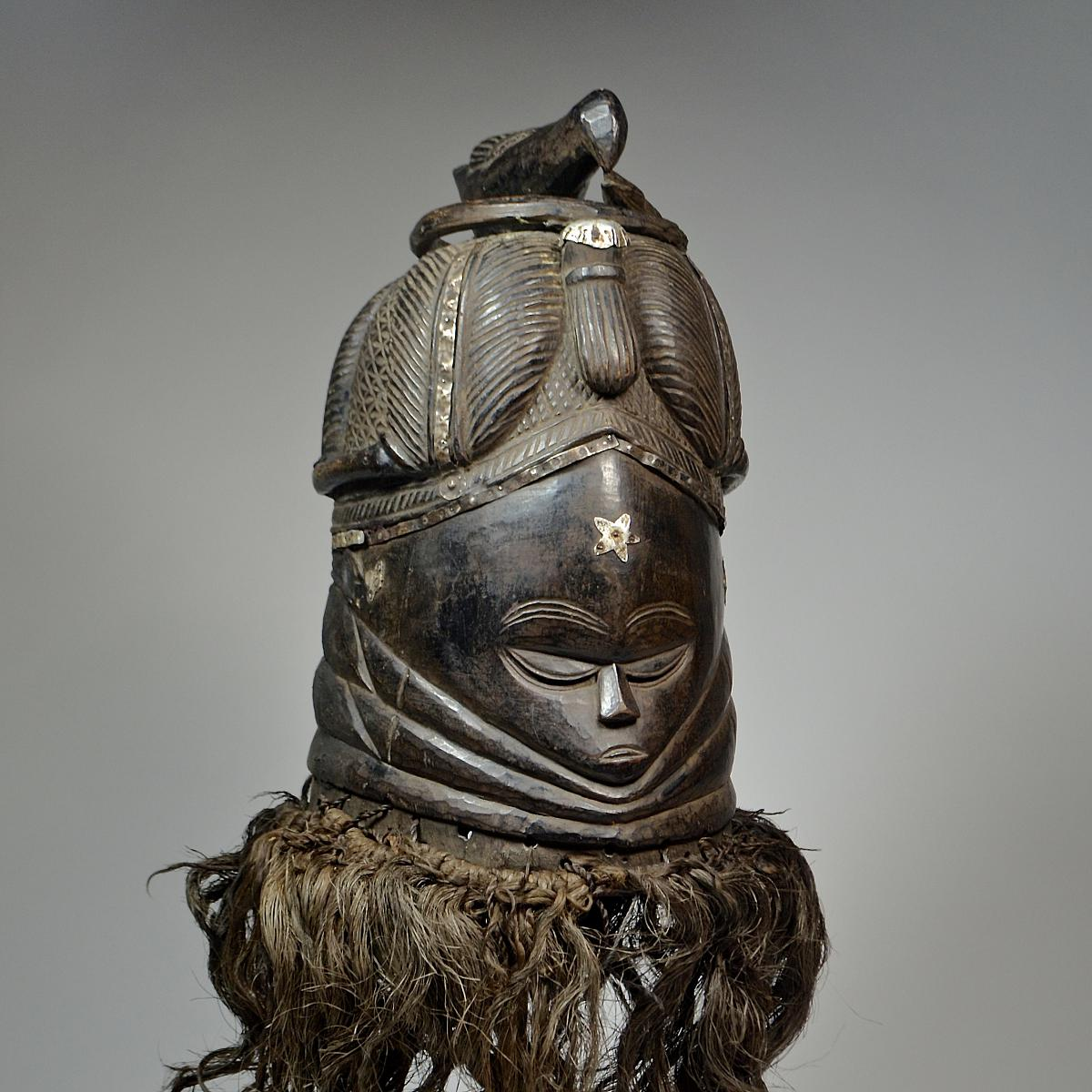 Sowei mask from the Sande society 3