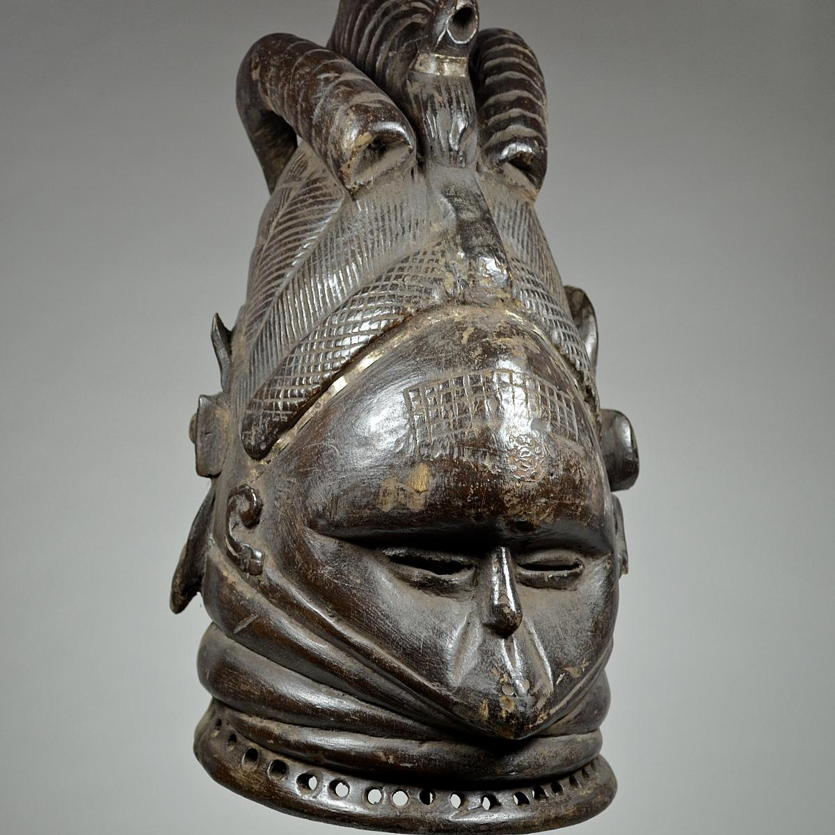 Bundu mask from the Sande Society 5