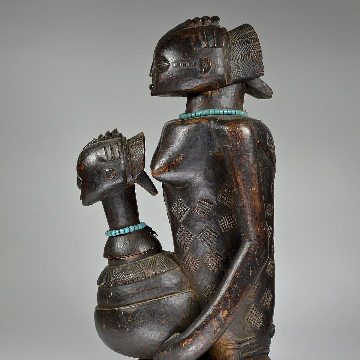 LUBA BOWL BEARER 'Mboko'