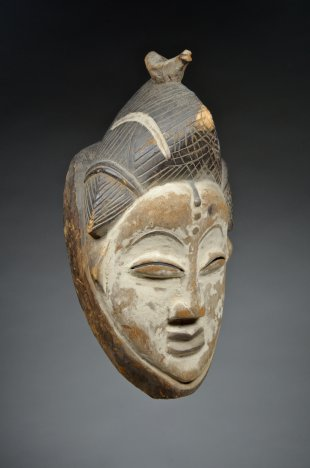 OLD PUNU MASK